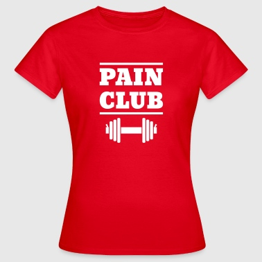 Dumbbell - Women's T-Shirt