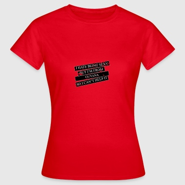 Motive for cities and countries - GUYANA - Women's T-Shirt