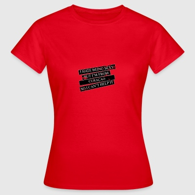 Motive for cities and countries - CURACAO - Women's T-Shirt