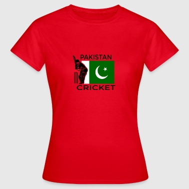 Pakistan Cricket - Frauen T-Shirt