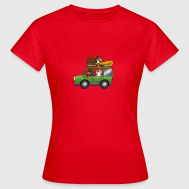 Holiday departure - Women's T-Shirt