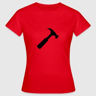 I am a hammer artisans / crafters / screwdriver - Women's T-Shirt