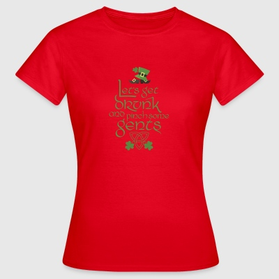 Lahe StPatricks nypa gents - T-shirt dam