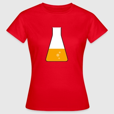 Erlenmeyer flask - Women's T-Shirt