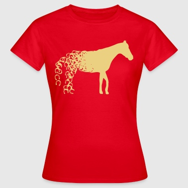 Cheval cheval - T-shirt Femme