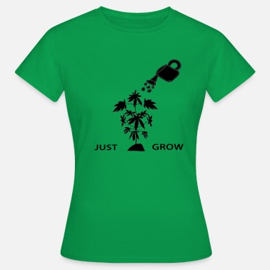 Grower JUST GROW - T-shirt Femme