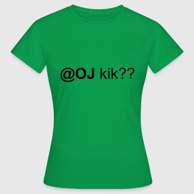 Jodel Wear - Frauen T-Shirt