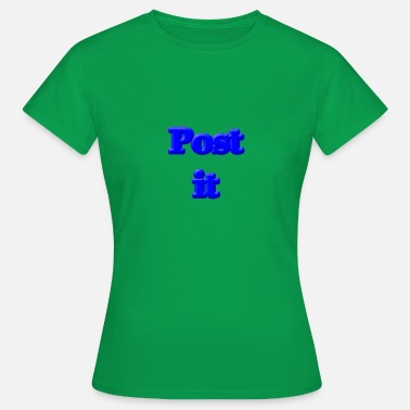 Publisher Publish it! - Women's T-Shirt
