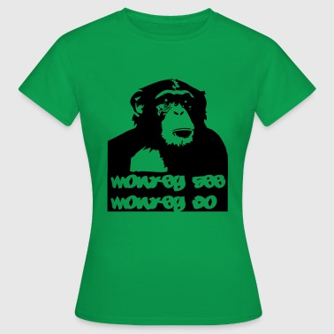 Chimp chimp - Frauen T-Shirt
