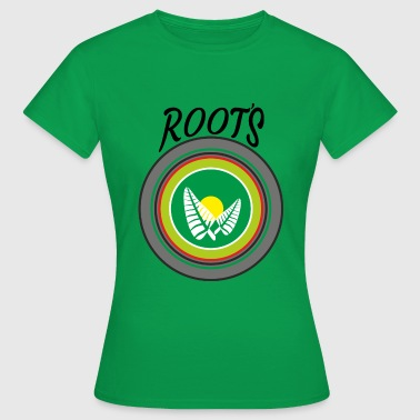 Love Peace Truth ROOT'S - Women's T-Shirt