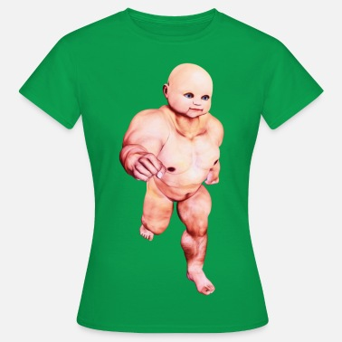 Anabolic Steroids BABY STEROID - Women's T-Shirt