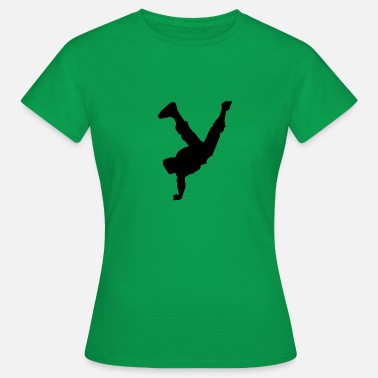 Break Dance break dancing - Women's T-Shirt