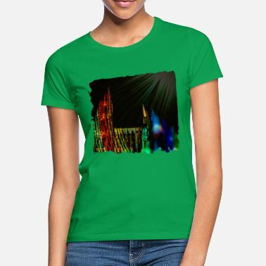 Catedral catedral - Camiseta mujer