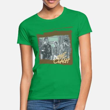 Clash THE CLASH - Women's T-Shirt