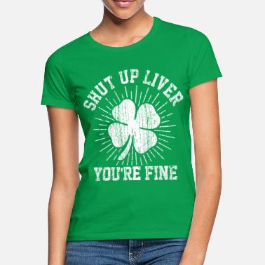 St St. Patrick's Day - Women's T-Shirt