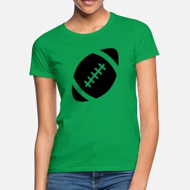 Football 3 - Women's T-Shirt