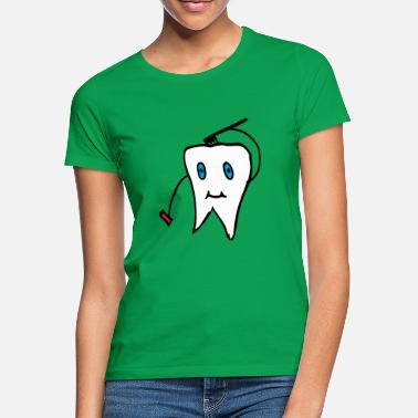 Tooth tooth - Women's T-Shirt