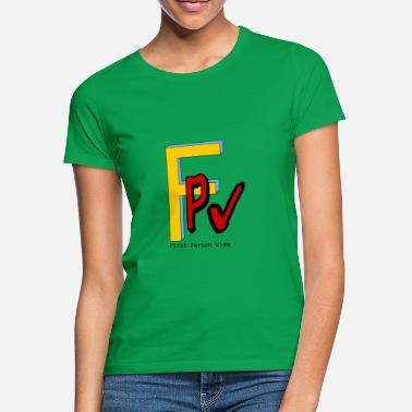 Mtv MTV FPV - Frauen T-Shirt