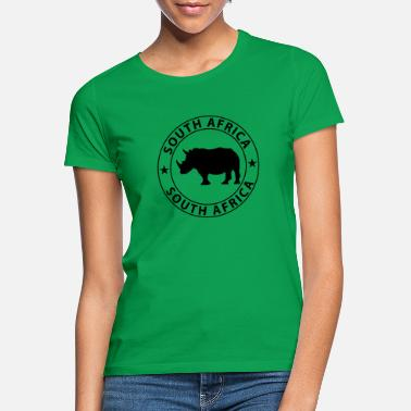 Town South Africa Design 3 - Camiseta mujer