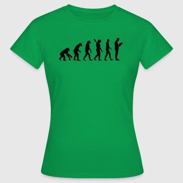 Evolution Read Book Books b - Women's T-Shirt
