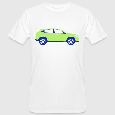 Sports Utility Vehicle SUV - T-shirt ecologica da uomo