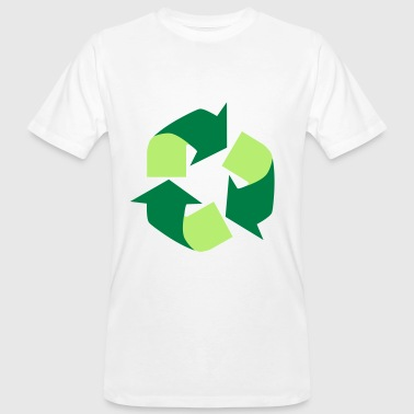 Recyclage_Recycling - T-shirt bio Homme