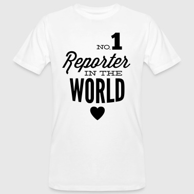 Best broadcaster of the world - Men's Organic T-shirt