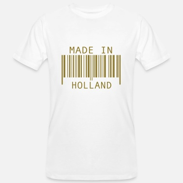Holland Baby Made in Holland - Mannen Bio-T-shirt