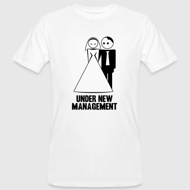 under new management 1c - Männer Bio-T-Shirt