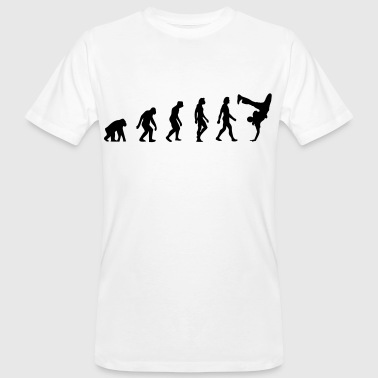 Street The Evolution of Breakdancing - Men's Organic T-Shirt