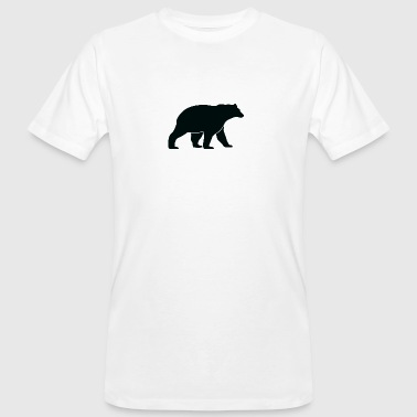 Big Deeper A Great Dark Bear - Men's Organic T-Shirt
