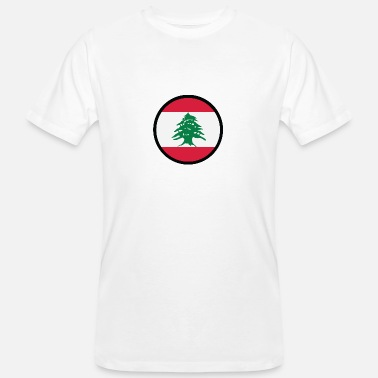 Hezbollah Under The Sign Of Lebanon - Men's Organic T-Shirt