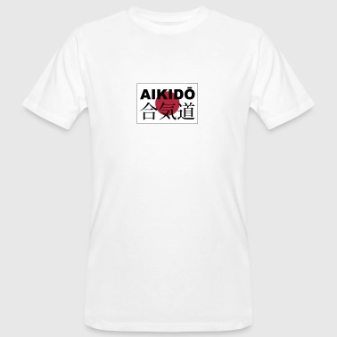 aikido - Men's Organic T-Shirt