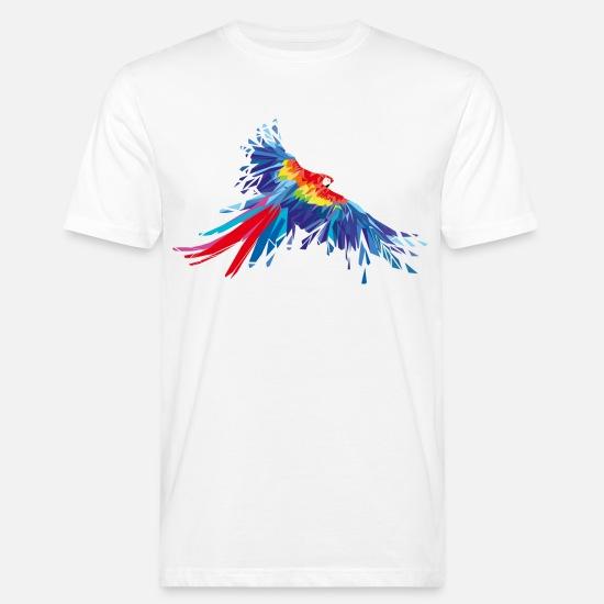Mens Next 3xl Xxxl Blue Grey Short Sleeve Tshirt Top Birds Botanical Plus Size Save 50-70% Men's Clothing