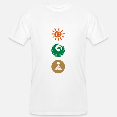 Ashes To Ashes PHOENIX FROM THE ASHES - FROM THE ASHES - Men's Organic T-Shirt
