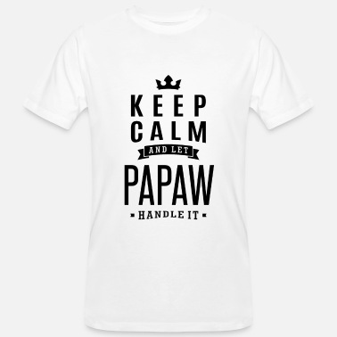 Papaw Papaw - Men's Organic T-Shirt