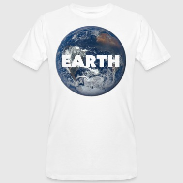 Planet Earth - Camiseta ecológica hombre