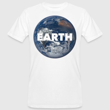 Planet Earth - T-shirt bio Homme