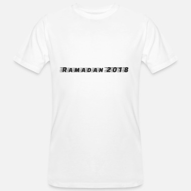 Ramadan Ramadan 2018 worldwide - Men's Organic T-Shirt