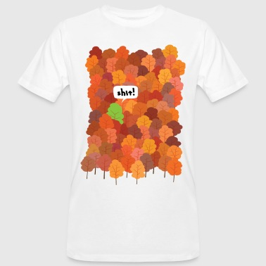 autumn - Mannen Bio-T-shirt