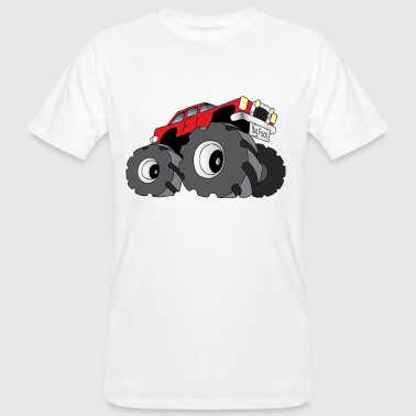 Big Foot - Monster Truck - T-shirt bio Homme