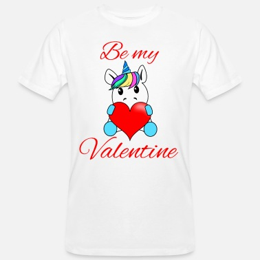 Be My Valentine Be my Valentine - Männer Bio-T-Shirt
