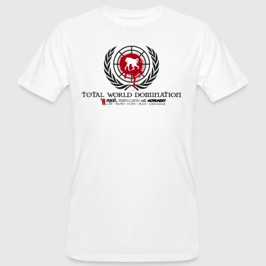 Nationen Die Vereinten Nationen 2017 - Männer Bio-T-Shirt