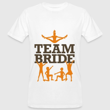 Team Bride! - T-shirt ecologica da uomo