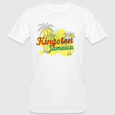 kingston jamaica - Men's Organic T-shirt