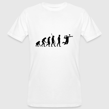 Beach Volleyball Volleyball Beach Volleyball Evolution - T-shirt ecologica da uomo