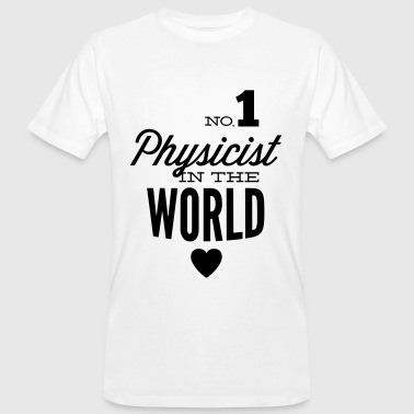 Wiring Diagram Best physicist of world - Men's Organic T-Shirt