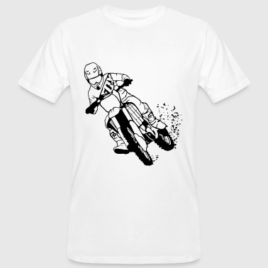 Mxgp Moto Cross - Men's Organic T-Shirt