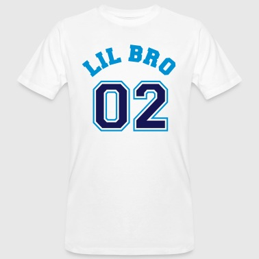Lil Bro 02 - Little Brother - Männer Bio-T-Shirt