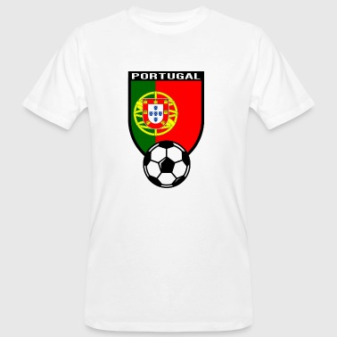 Portugal maillot de fan de foot 2016 - T-shirt bio Homme